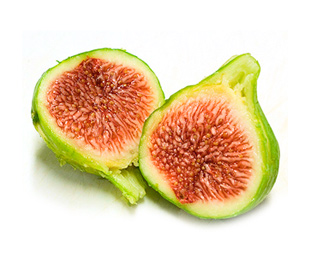 Fresh Frozen Peeled Fig